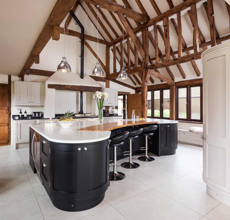 Kitchen Design Sussex: Billingshurst, West Sussex Bepsoke Kitchen Design