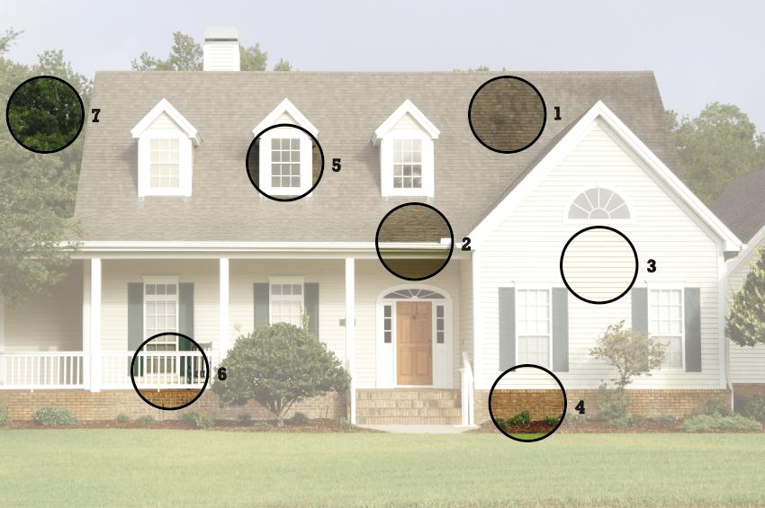 Summer outdoor maintenance checklist keeping your home s - Exterior home maintenance checklist ...