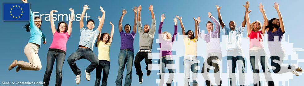 ERASMUS + programa europeo de educación, formación, juventud y deporte