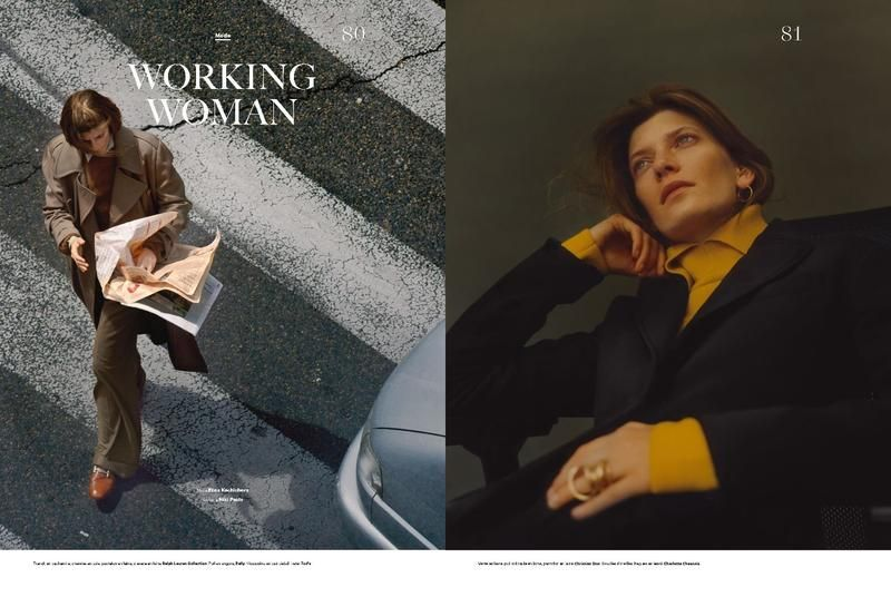 Working Woman (Les Echos)
