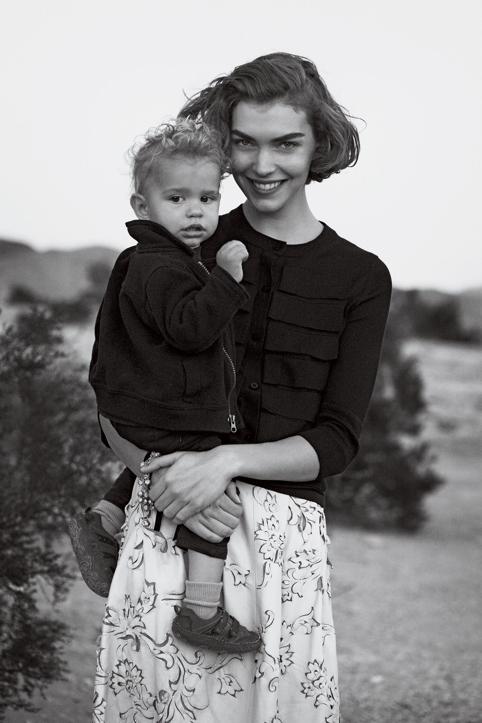 10 Stylish Mommy-and-Me Looks Just in Time for Mother's Day