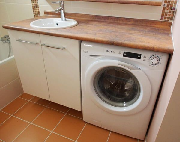 10+ Machine a laver sous plan de travail cuisine trends