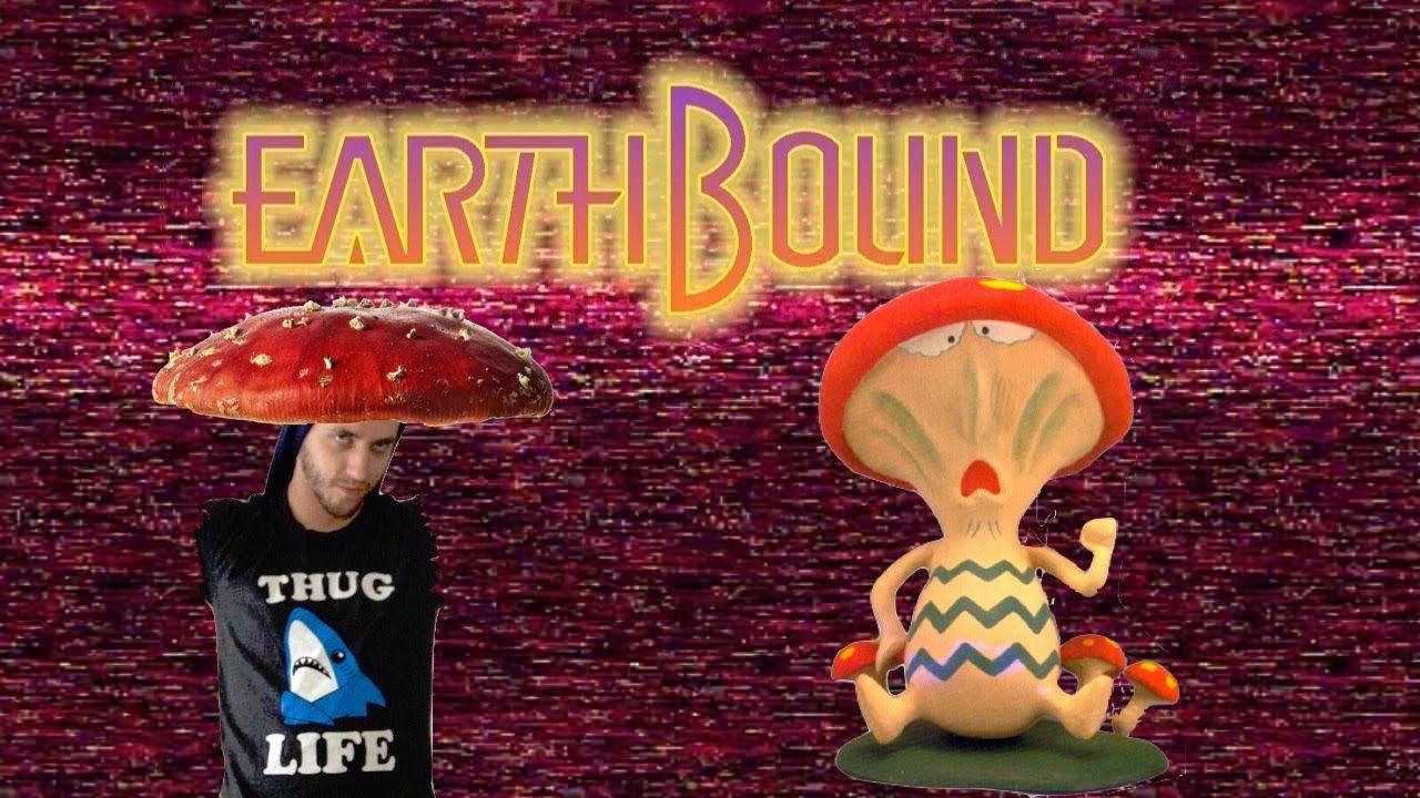 Let's Play EarthBound! #32: Not Mushroom For Error