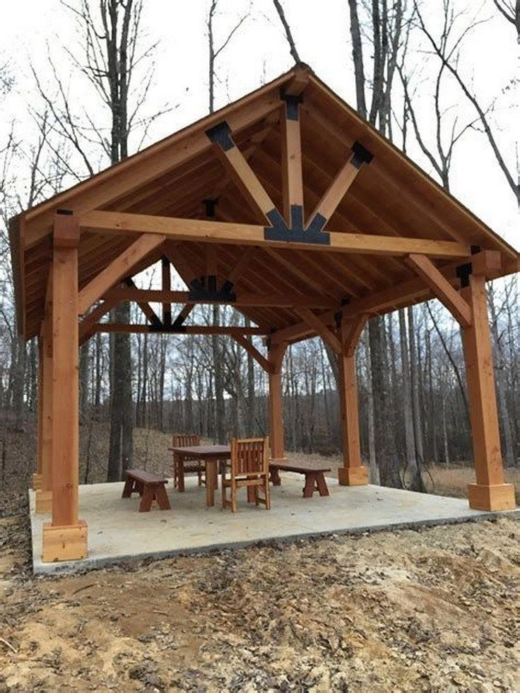 36 Lovely Gazebo Ideas For Your Backyard Backyardgazebo Gazeboideas Gazebo Aacmm Com Backyard Pavilion Outdoor Pavillion Outdoor Pavilion