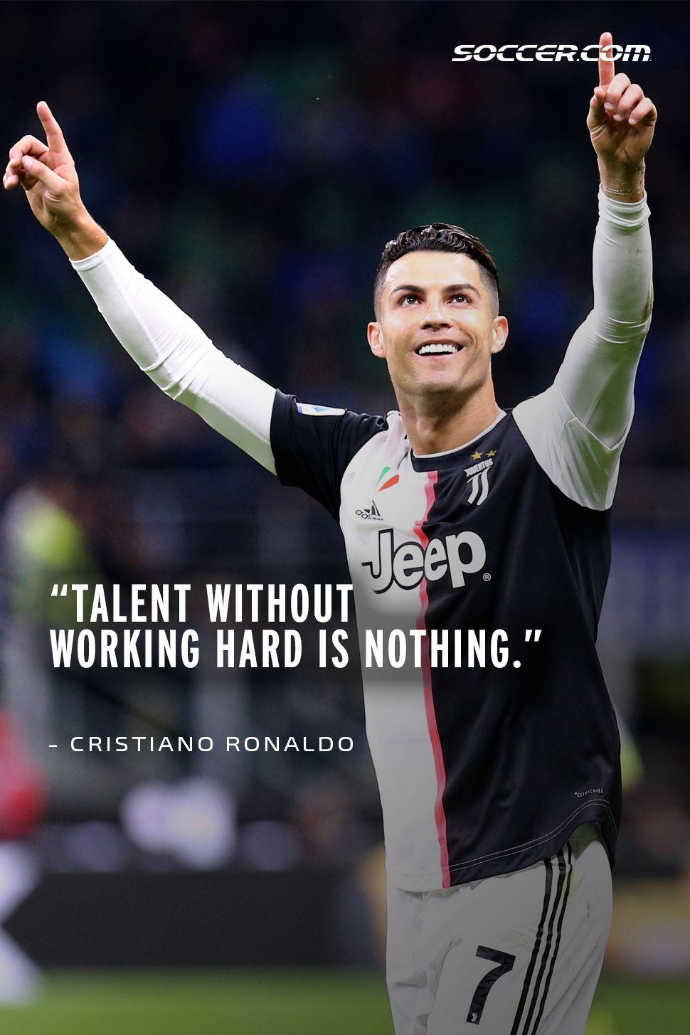 Best Inspirational Soccer Quotes Soccer Com Ronaldo Quotes Motivational Soccer Quotes Soccer Quotes