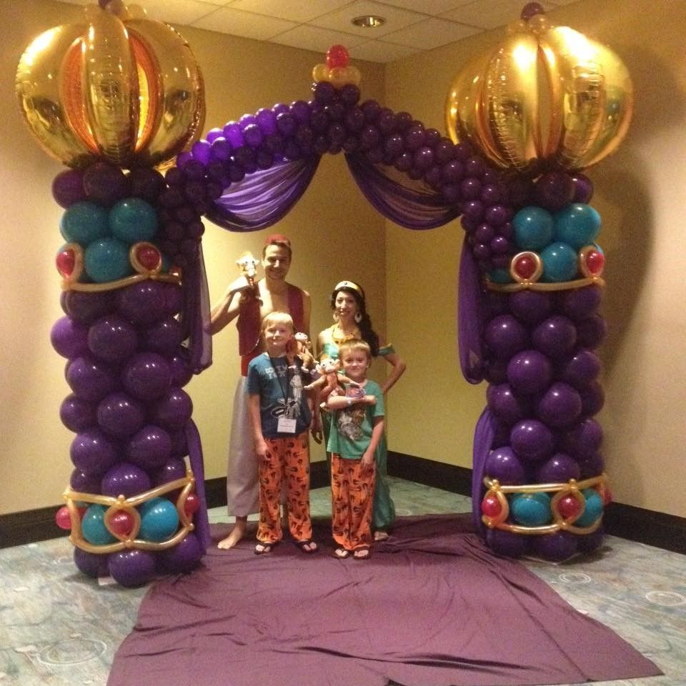 Arabian nights balloons google search balloon for Arabian party decoration ideas