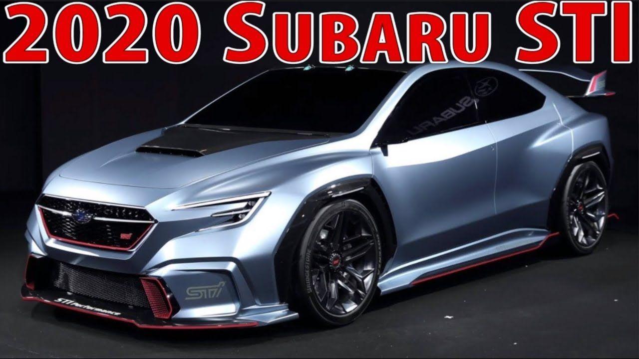 Subaru Sti Hatchback 2020 Exterior Subaru wrx, Subaru