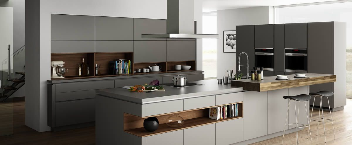 Fitted Kitchens Glasgow >> Golfreif Luxury Fitted Kitchens From Kitchen Fitters In