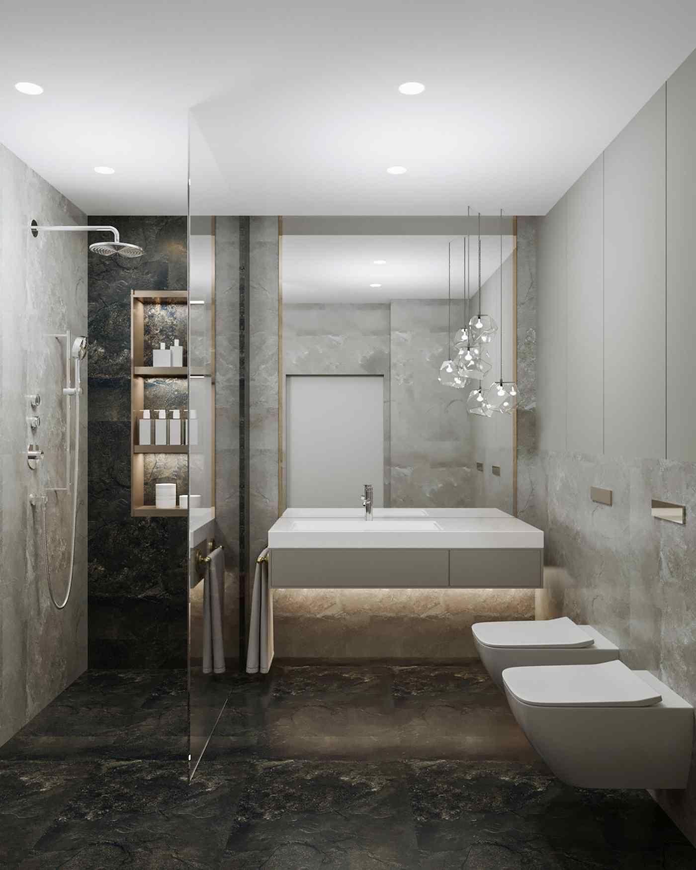 Moderne Bader Bilder Und Inspirationen Nach Den Neuen Trends 2020 In 2020 Moderne Bader Moderne Kleine Badezimmer Kleine Badezimmer