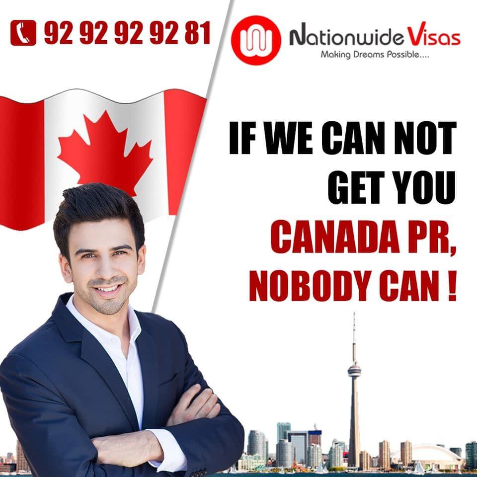Canada PR Visa Consultant in Delhi India's Best ICCRC Reg