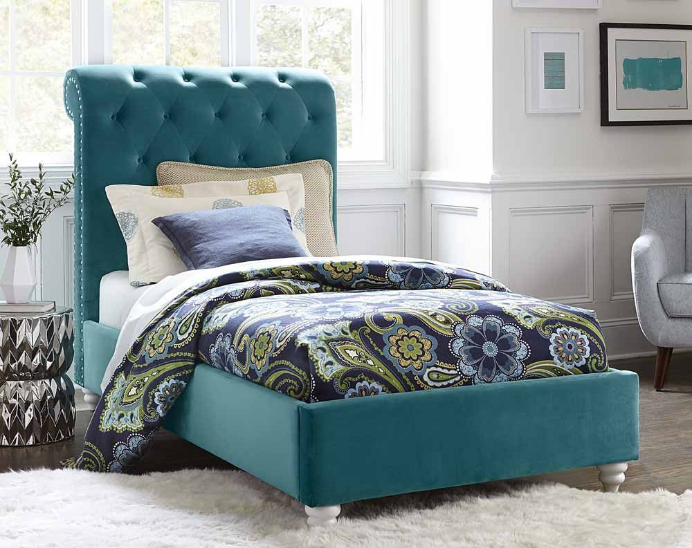 Gabby Teal Bed   Kids Beds   Bedrooms | American Freight | Awesome
