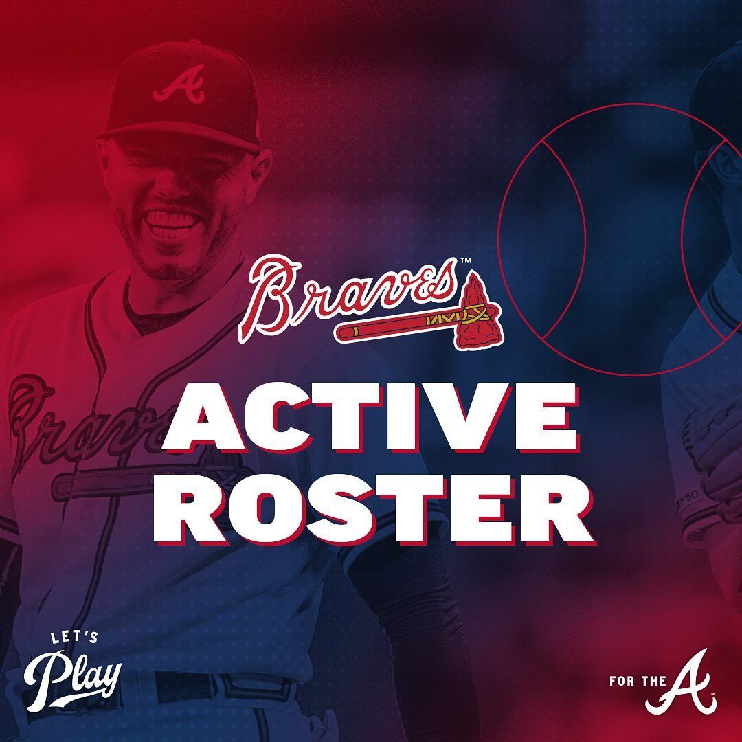 Atlanta Braves Whole Squad Ready Forthea In 2020 Atlanta Braves Braves Atlanta
