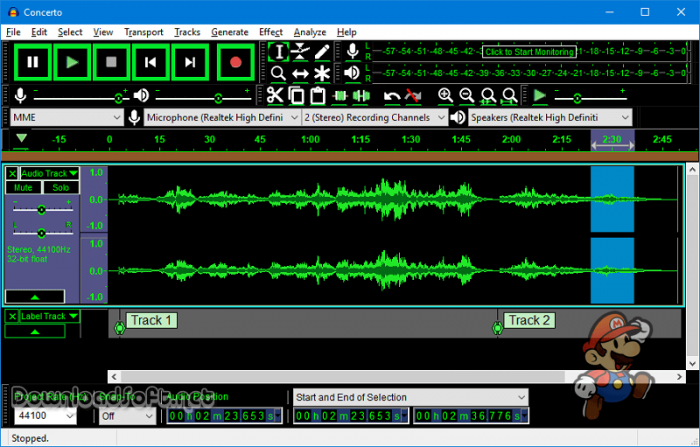 Download Audacity 2019 Free 🥇 Open Source Audio Editor in 2019