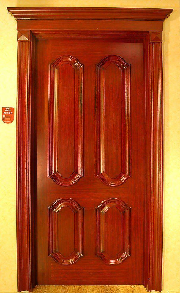 Pvc puertas de madera (madera puertas plegadizas/arch marco de ...