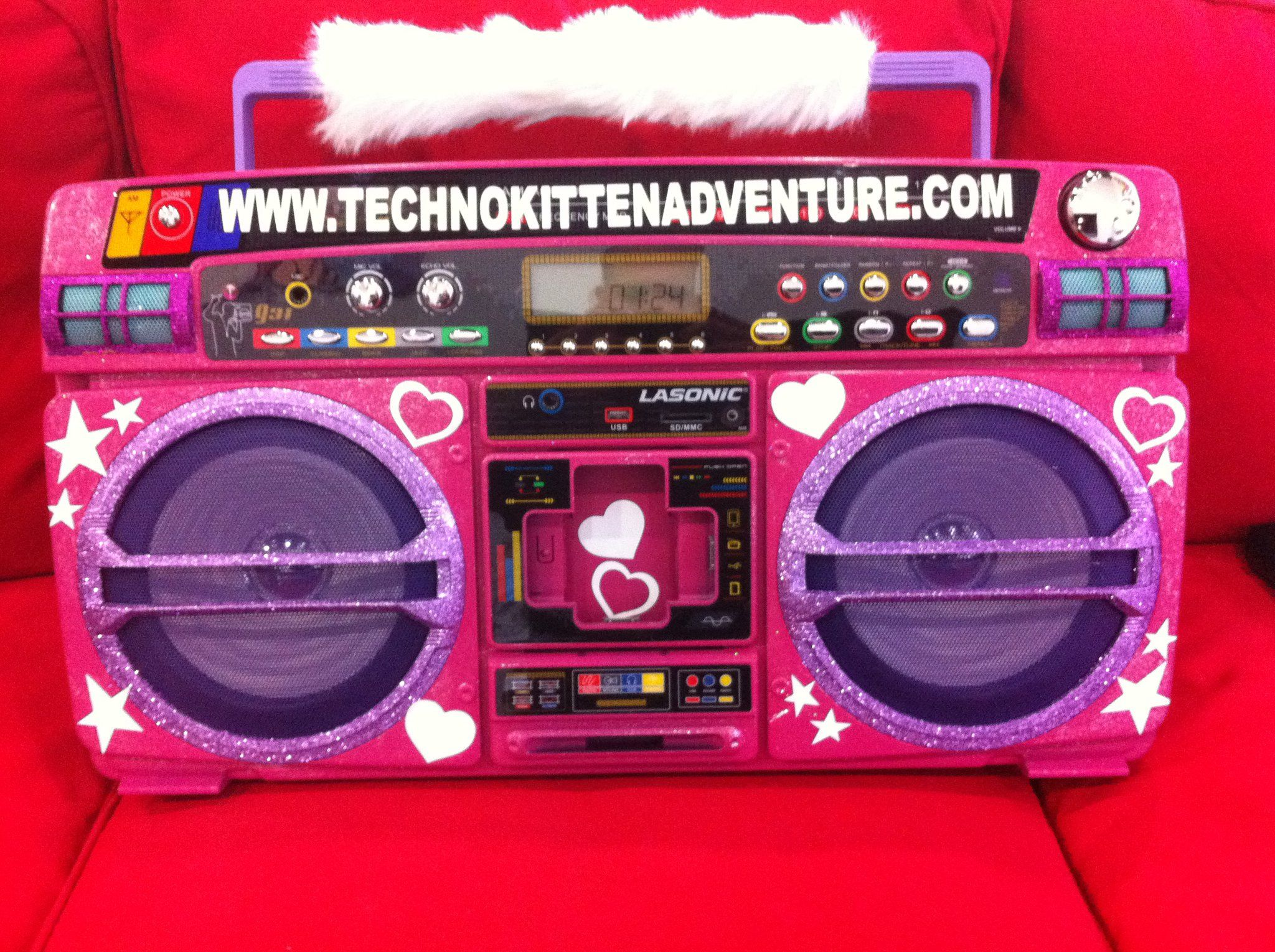 Tka Www Technokittenadventure Com Car Radio Kitten Techno