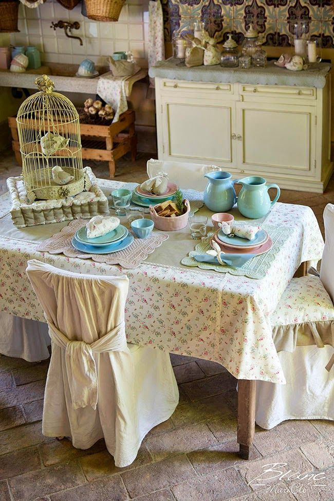 Home Shabby HomeBlanc Mariclò 2015 Spring Summer collection