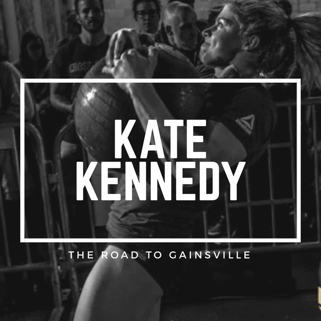 12 Questions With Crossfit Athlete Kate Kennedy | Road To