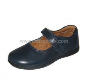 Calzado Infantil Tipo Escolar Con Cierre De Velcro Envio Gratis Zapatos Colegiales Niña Calzas Zapatos