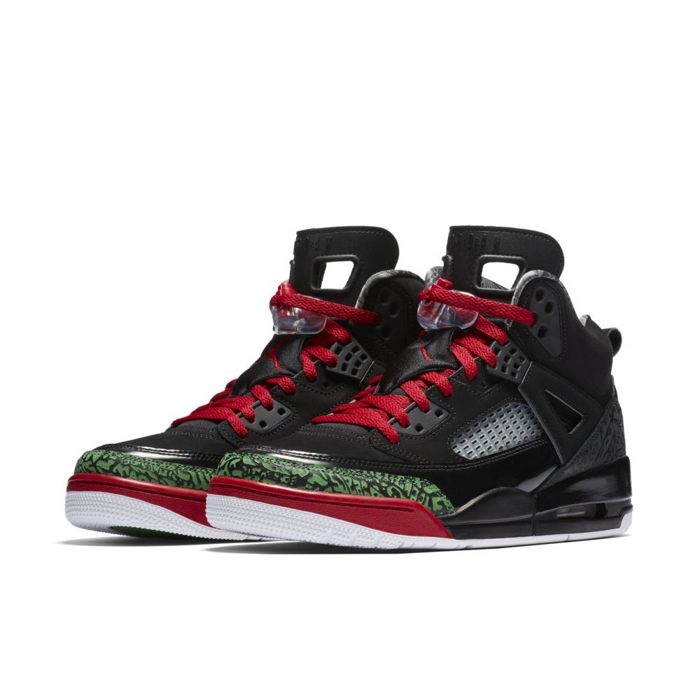 Jordan Spizike - Black / Varsity Red