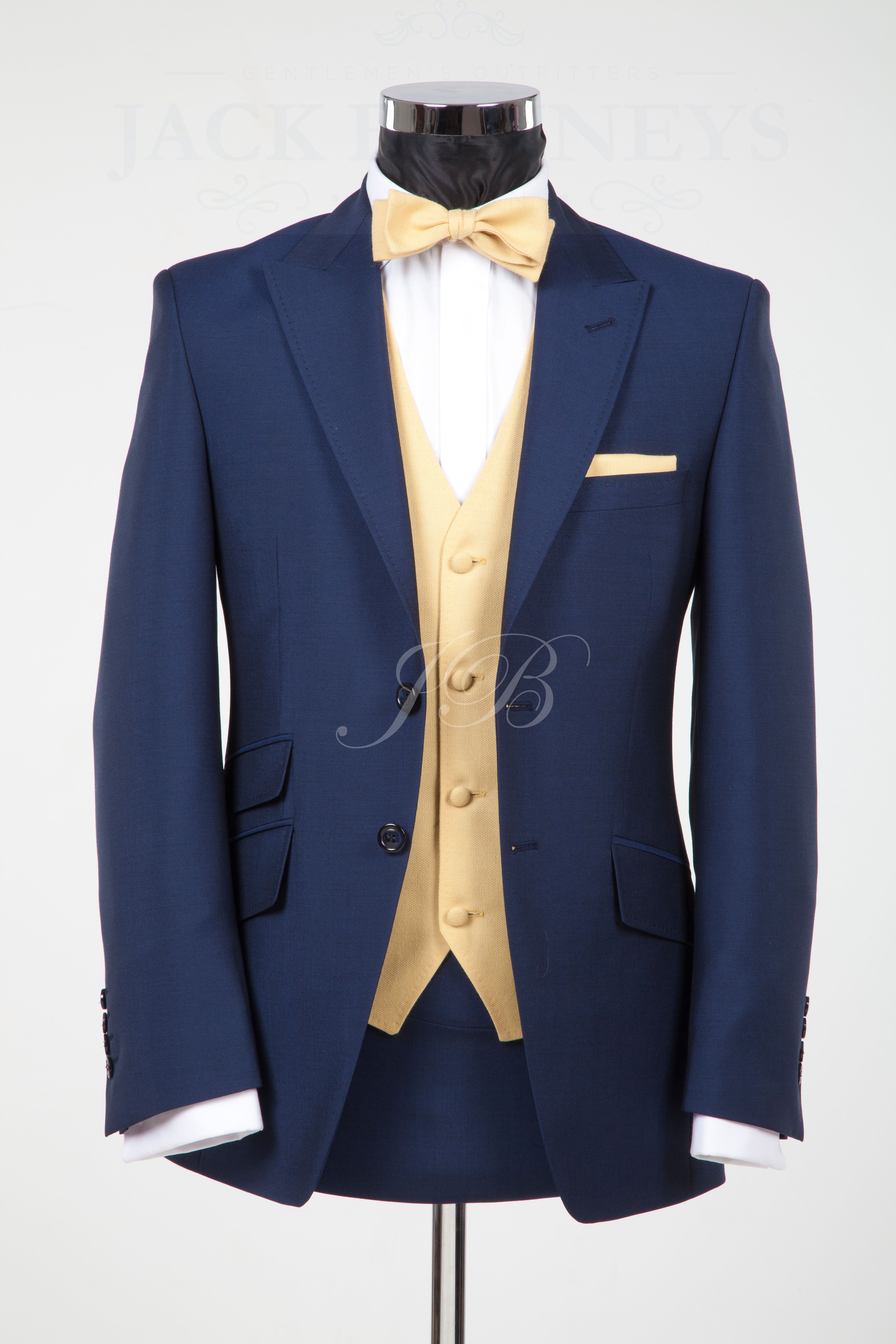 Blue York with bow tie – from Jack Bunneys 3