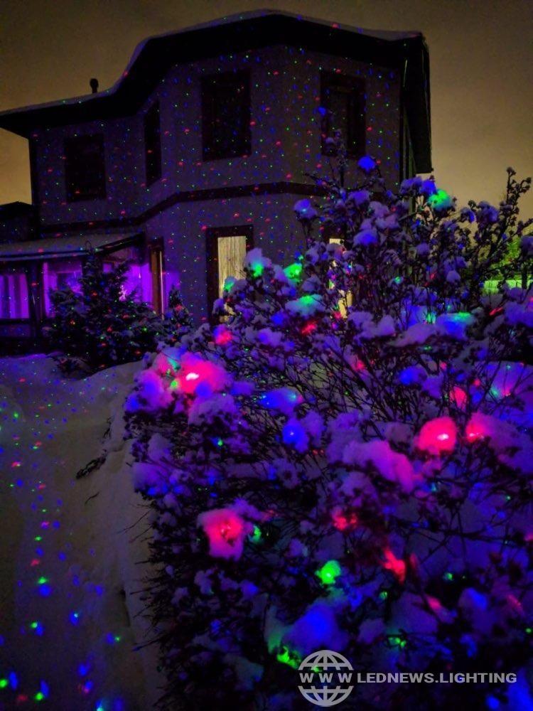 Product Solution Laser Projector Light Garden Outdoor Waterproof Christmas Tree Xmas Holiday Garden Lighting Diy Christmas Light Projector Christmas Tree