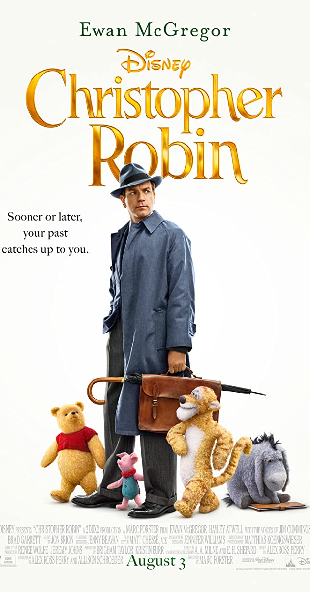 Directed By Marc Forster With Ewan Mcgregor Hayley Atwell Bronte Carmichael Mark Gatiss A Worki In 2020 Christopher Robin Best Kid Movies Disney Christopher Robin
