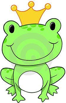 El Rey Rana Cuenta Cuentos El Principe Rana Proyectos De Bordado A Mano Ranas Dibujos