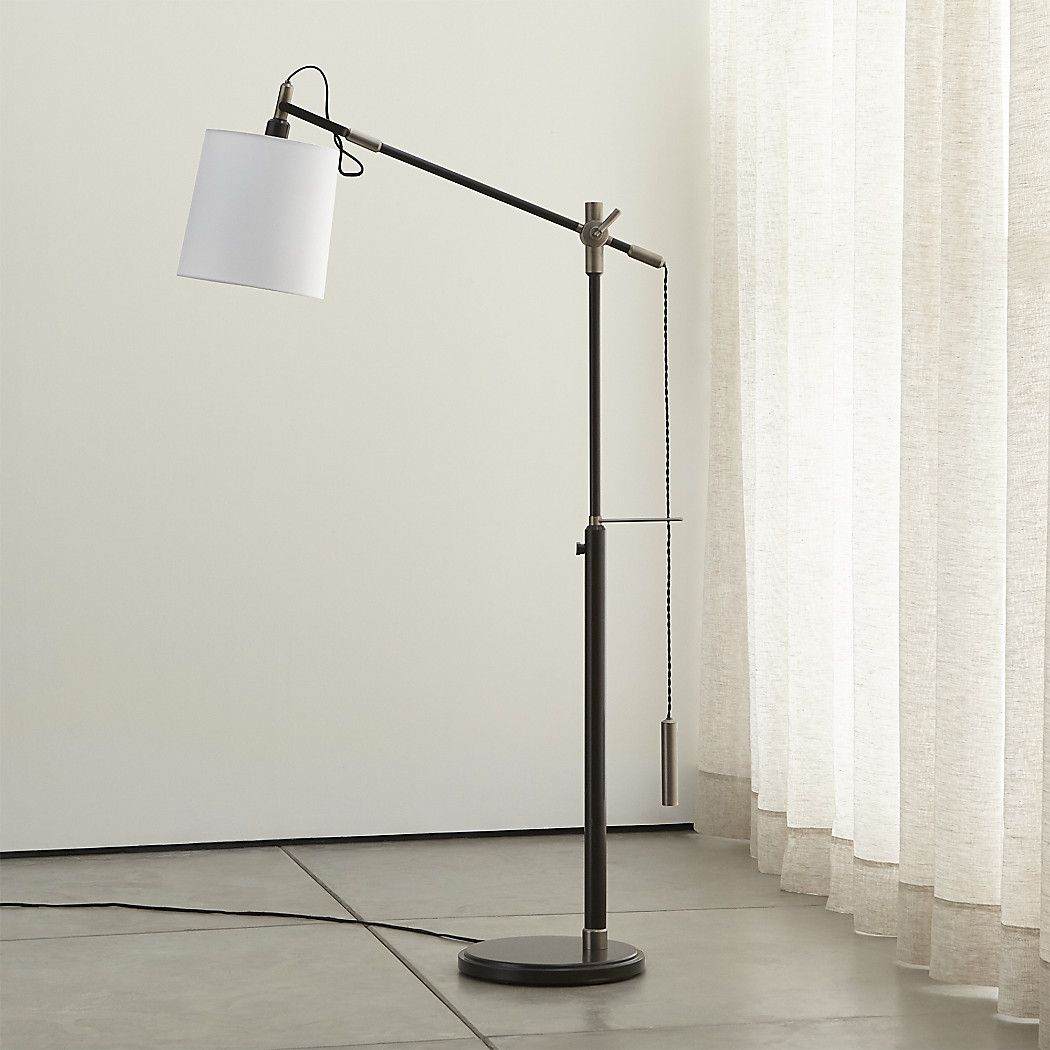 Riston Adjustable Pendant Light + Reviews Crate and