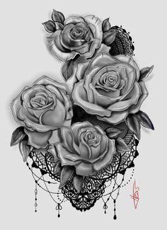 lace tattoo - Google Search