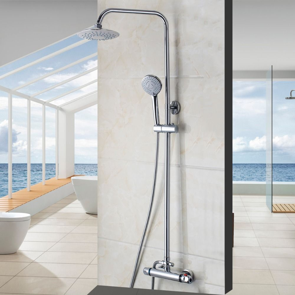 Luxury Moderate Price Bathroom Faucet Auto Thermostat Control