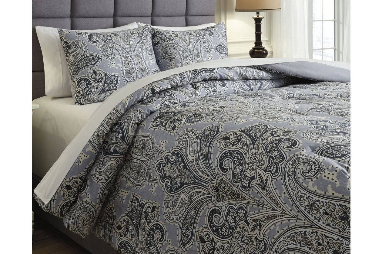 Comforter Sets Ashley Furniture Homestore With Images Comforter Sets King Comforter Sets King Comforter