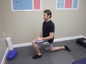 anterior hip/lcs stretch  hip flexor stretch hip flexor