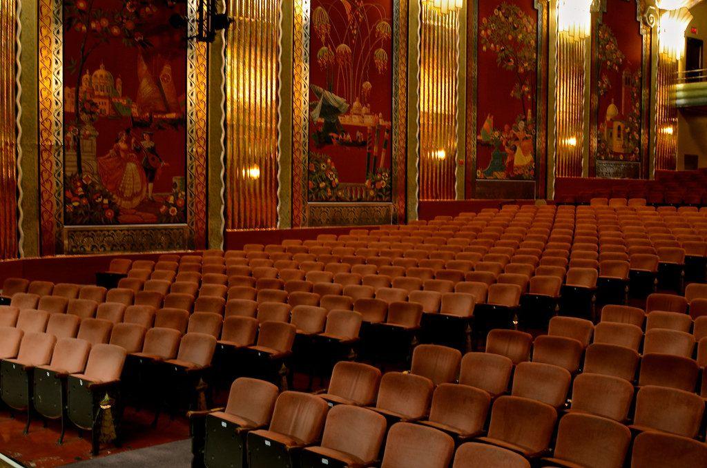 Paramount Theatre Aurora Il Flickr Photo Sharing
