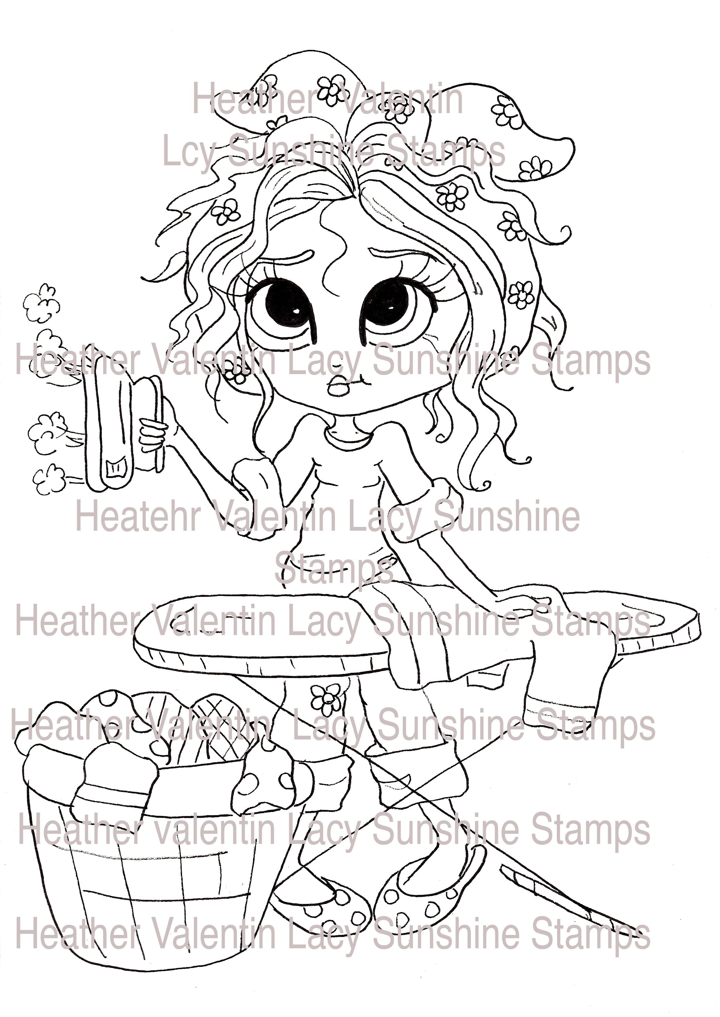 Lacy Sunshine Coloring Pages Learning How To Read