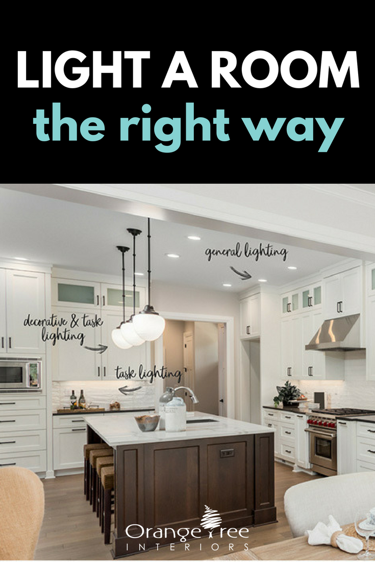 How Much Light is Needed in a Room? [10]  Recessed lighting
