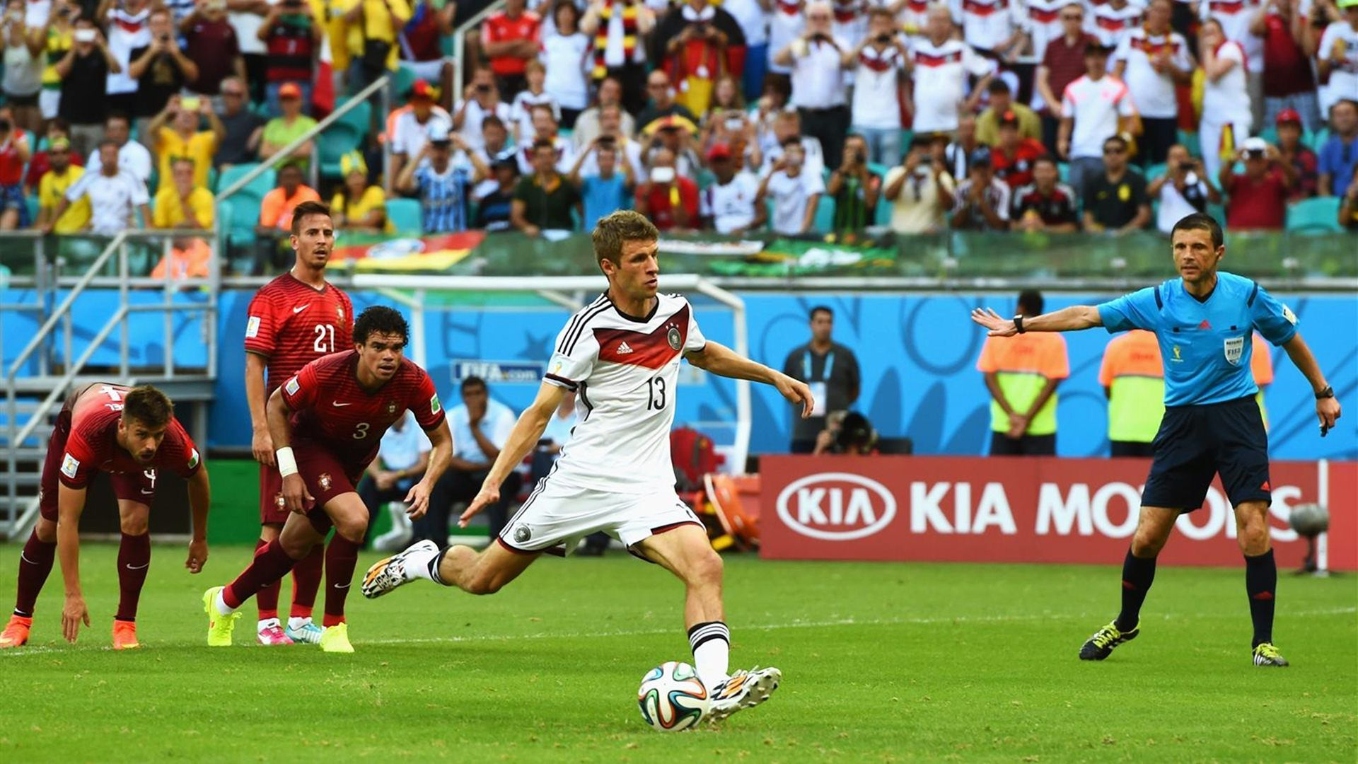 thomas muller world cup 2014 wwwimgkidcom the image