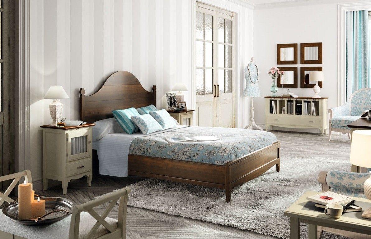 Dormitorio Vintage Fontana Http Www Ambar Muebles Com Dormitorio  # Muebles Fontana