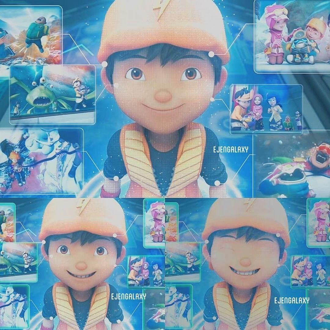 Pin oleh นริสา นูขุนทด di BoBoiBoy Galaxy (Movie 2) di