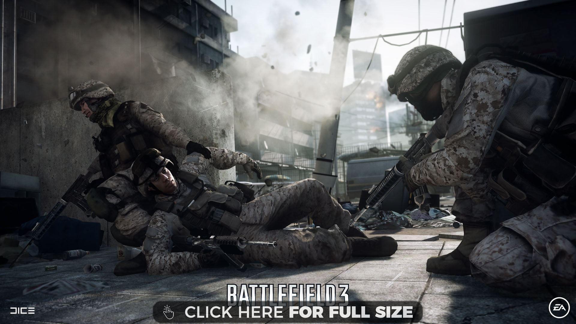 Battlefield 3 12251 Battlefield 3 Battlefield Army Wallpaper