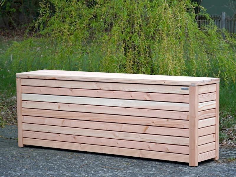 Auflagenbox Kissenbox Auflagenbox Kissenbox Rhombus Holz