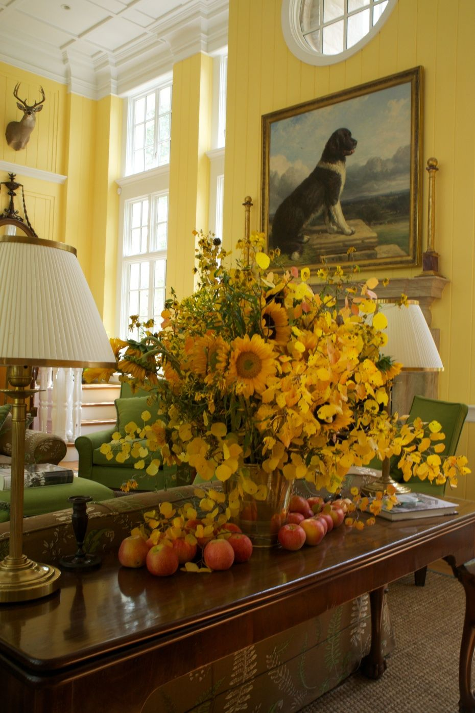Summertime slipcovers   Buttercup Cottage   Pinterest   Living rooms ...