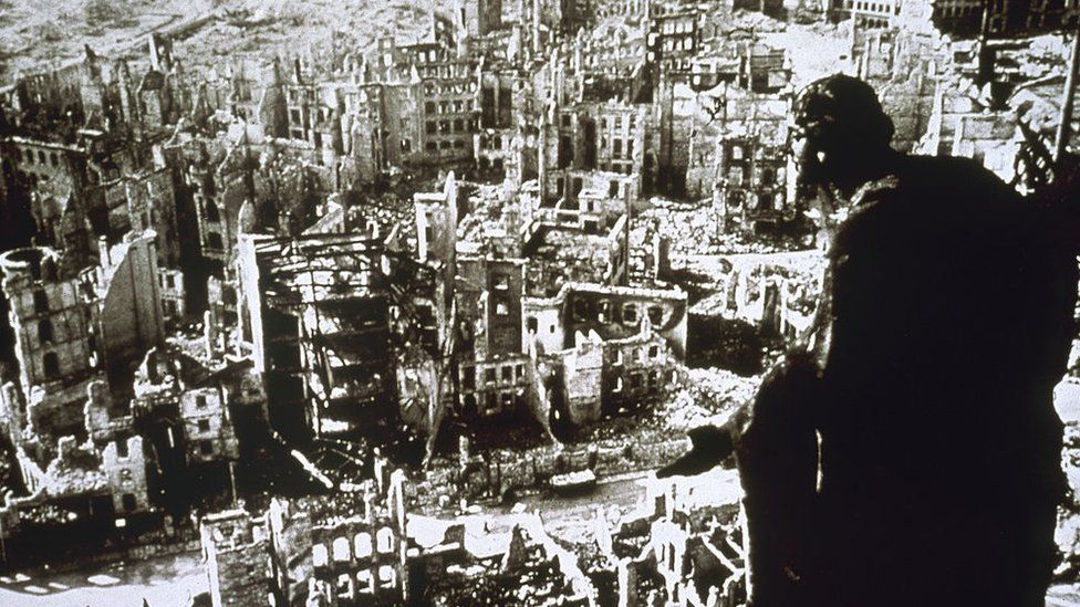 Why A Historic German City Was Destroyed In 1945 In 2020 Dresden Dresden Bombing World War
