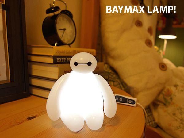 Hero de sweet BaymaxBig homeBig 10Lámpara 6home PO8n0wkX