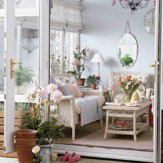 Formidable Decoration Interieur Romantique #4: 43 Idées De Compositions Florales Pour Décorer Votre Intérieur