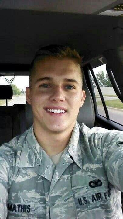 hunks Gay military