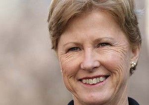 Green's Christine Milne: questions Australia's faith in economic growth at any cost.