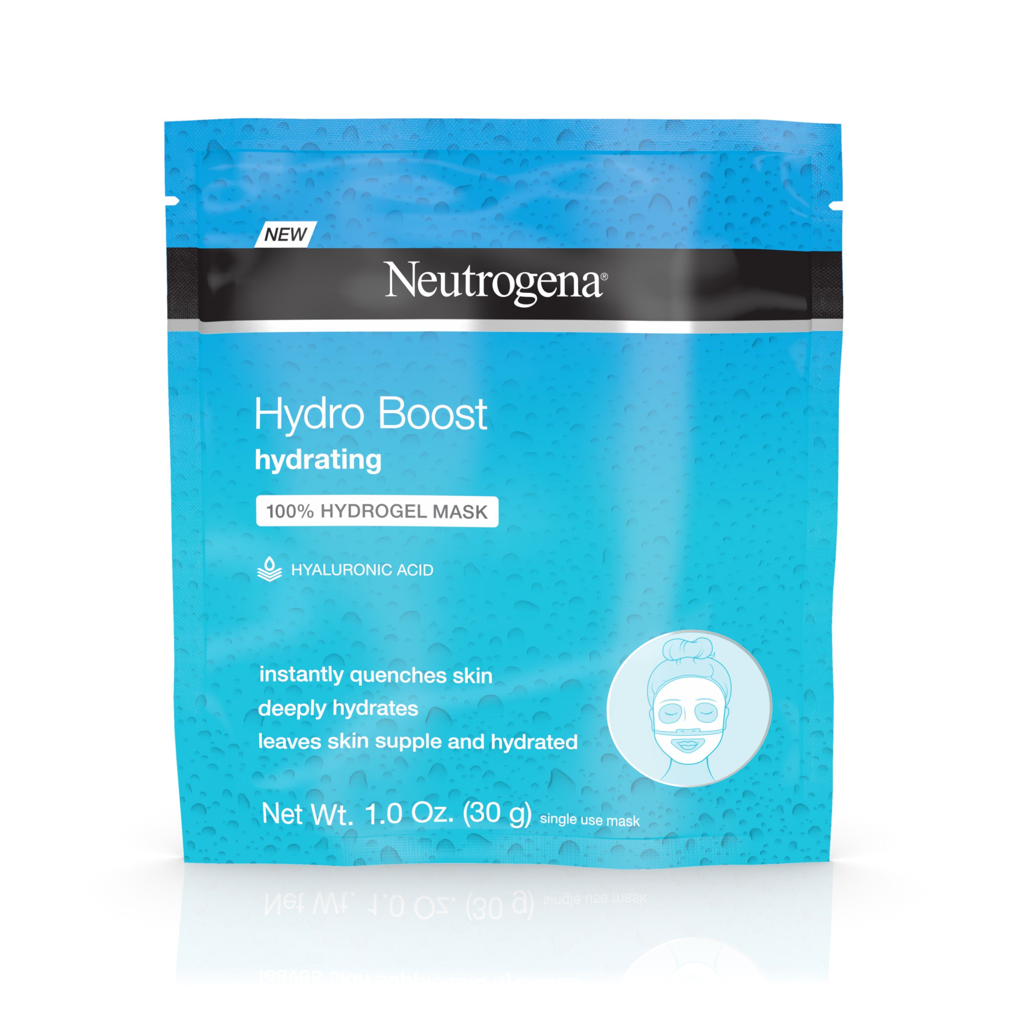 Hydro Boost Feuchtigkeitsspendende Gesichtsmaske Neutrogena Hydro Boost Feuchtigkeitsspende Hydrating Face Mask Moisturizing Face Mask Best Face Products