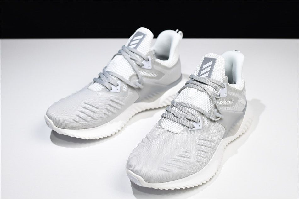 d40b8bc21bc1a adidas AlphaBounce Beyond 2 M Grey White BD7095 in 2019