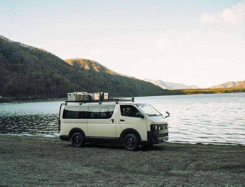 Vans おしゃれまとめの人気アイデア Pinterest Yatta Nguku ハイエース トヨタハイエース キャンピングカーライフ