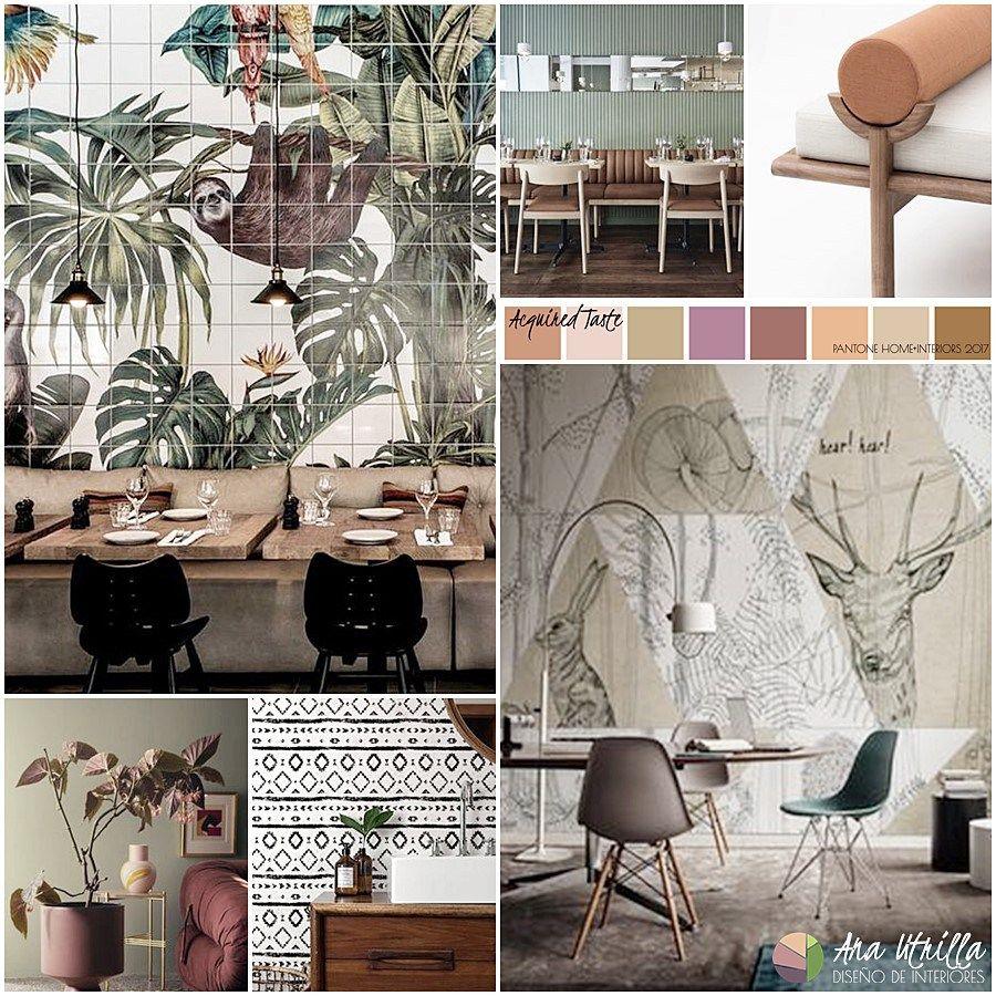 Gu a colores pantone 2017 en decoraci n de interiores for Decoracion interiores online